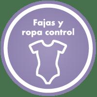 Fajas y ropa control